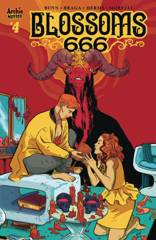 Blossoms 666 #4 (Henderson Cover)