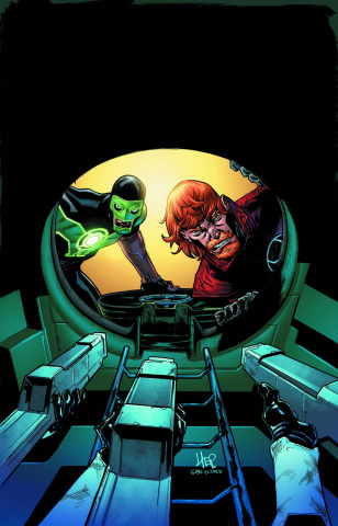 Red Lanterns #37 (Godhead)