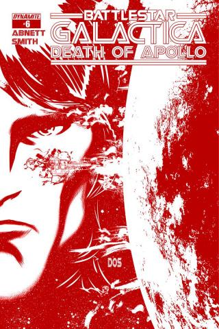 Battlestar Galactica: Death of Apollo #6 (25 Copy Smith Cylon Cover)
