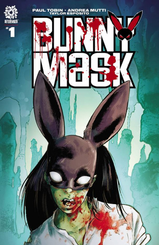 Bunny Mask #1 (Mutti Cover)