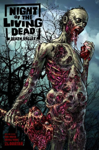 Night of the Living Dead: Death Valley #2 (Gore Cover)