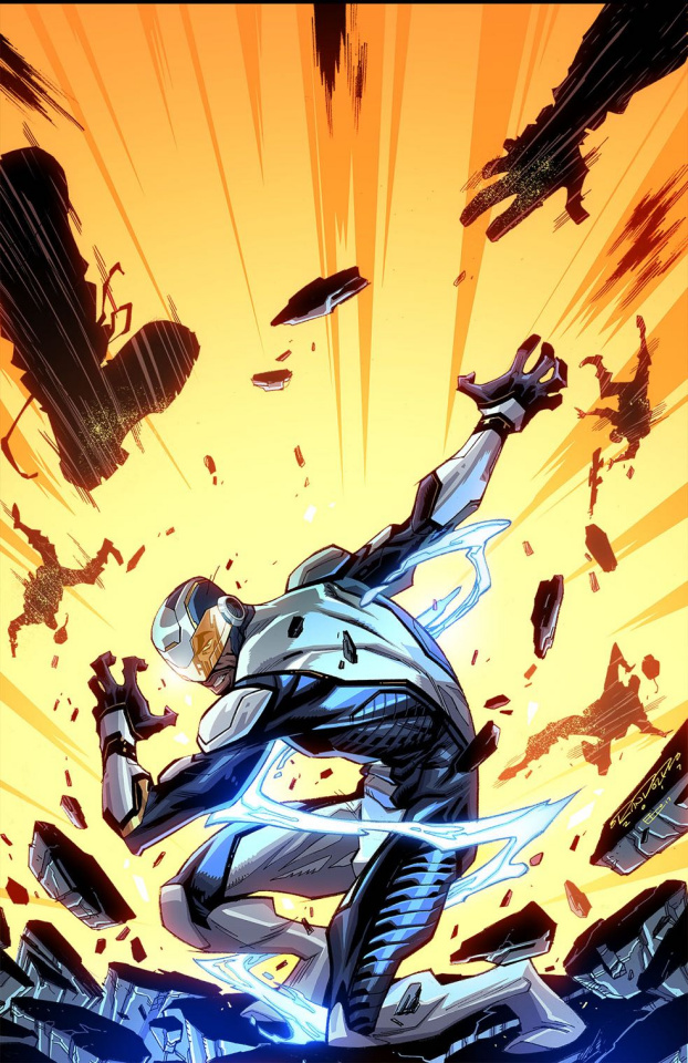 Catalyst Prime: Noble #1 (5 Copy Cover)