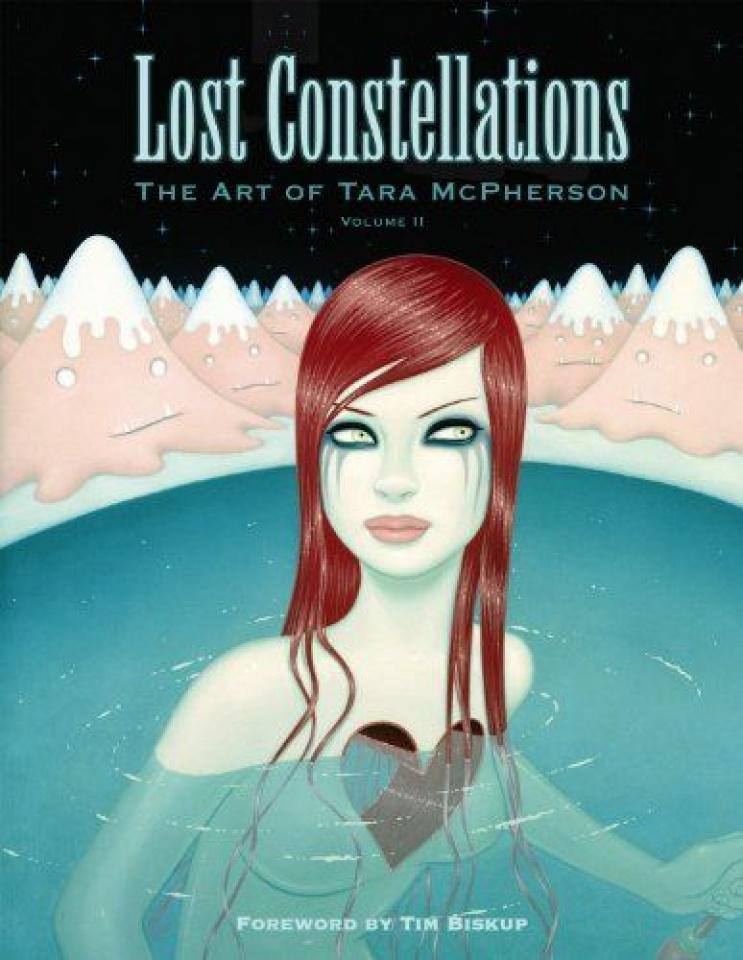 The Art of Tara McPherson Vol. 2: Lost Constellations