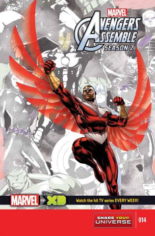 Marvel Universe: Avengers Assemble, Season Two #14