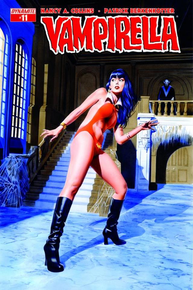Vampirella #11 (Mayhew Cover)