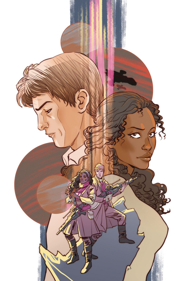 Firefly #2 (15 Copy Sauvage Cover)
