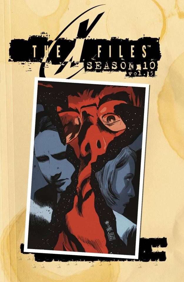 The X-Files, Season 10 Vol. 5