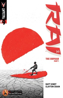 Rai #9 (Lee Cover)