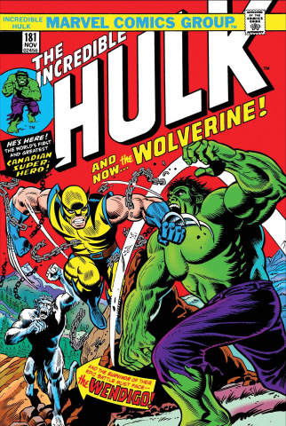 Wolverine vs. Hulk #1 (True Believers)