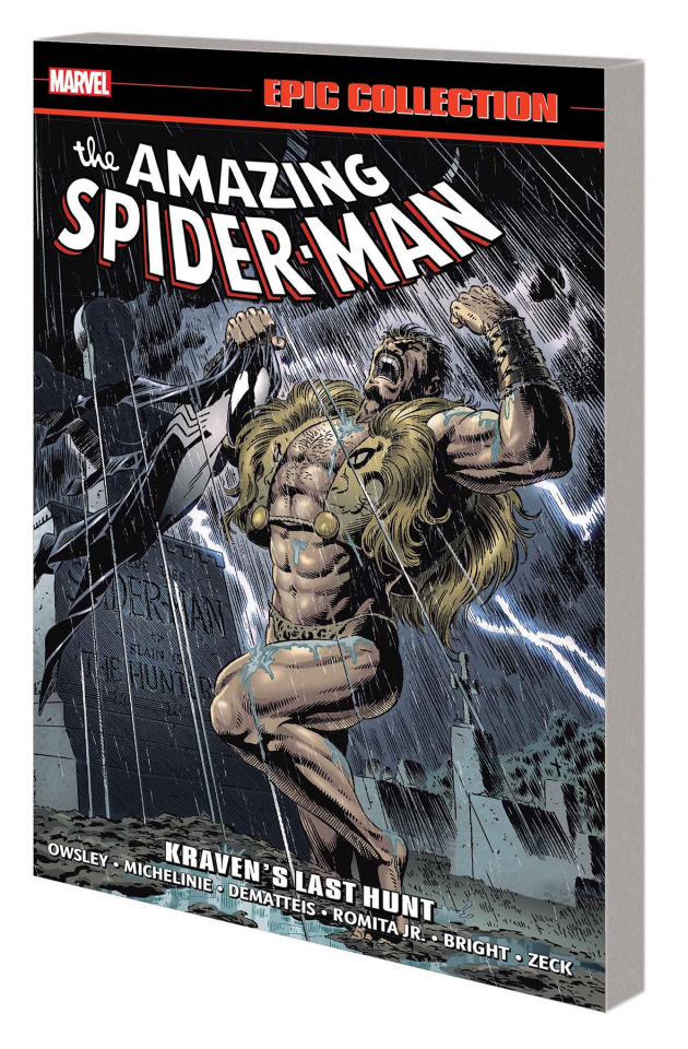 The Amazing Spider-Man: Kraven's Last Hunt (Epic Collection)