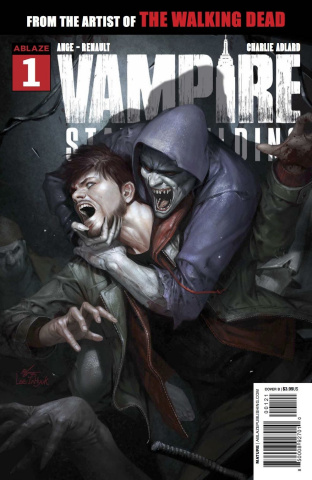 Vampire State Building #1 (Inhyuk Lee Cover)