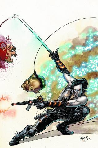 Lobo Vol. 1: Targets
