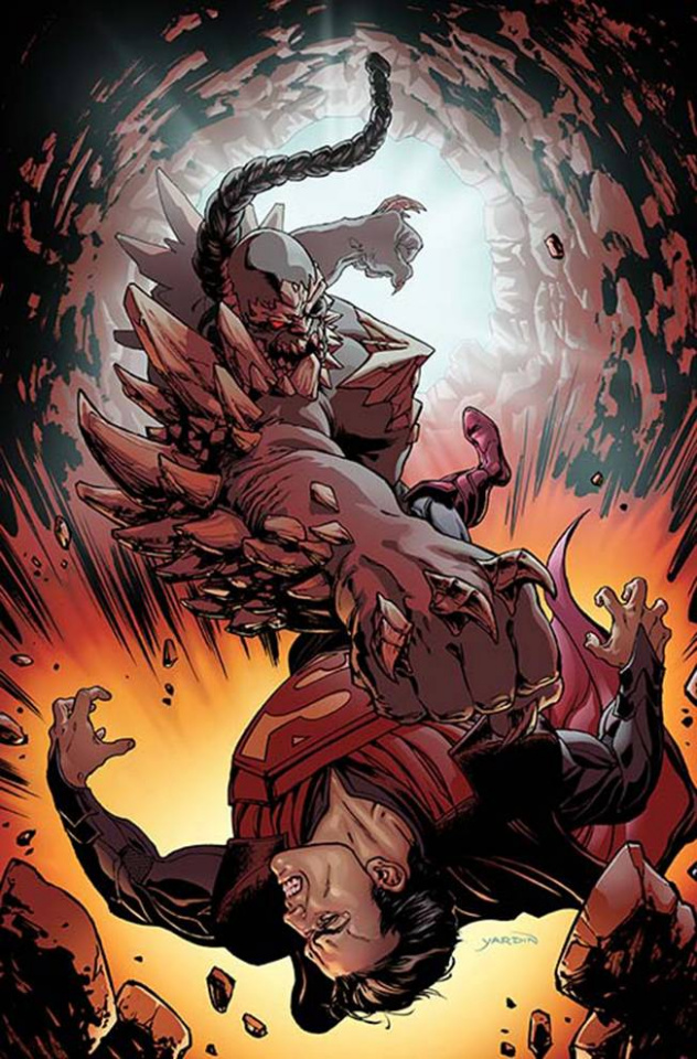 Injustice: Gods Among Us, Year Five #2