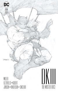 Dark Knight III: The Master Race #8 (Collector's Edition)