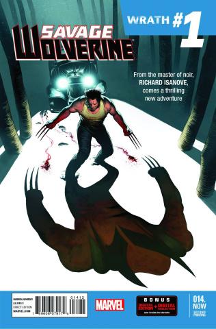 Savage Wolverine #14 (2nd Printing)