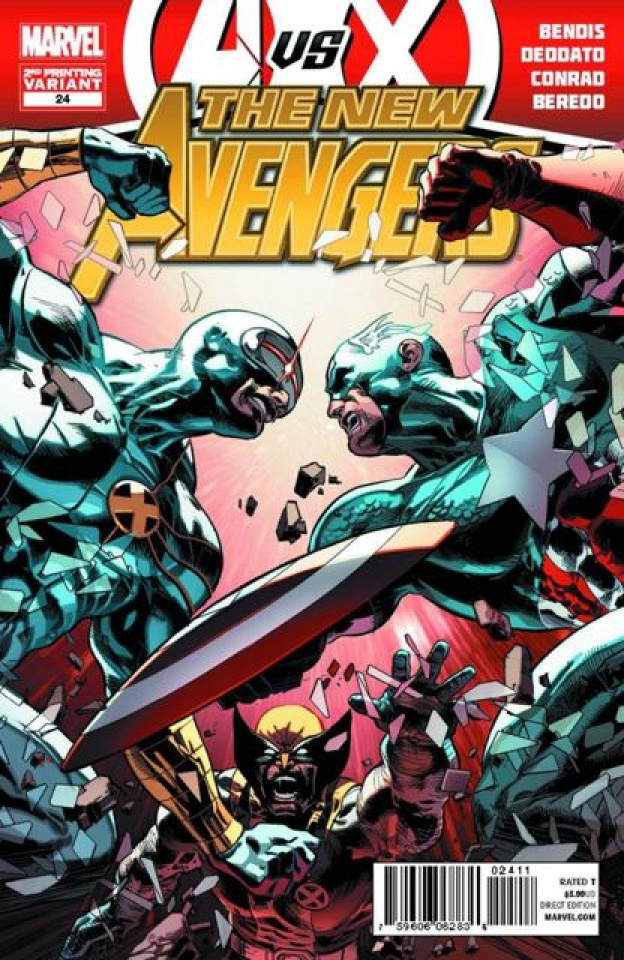 New Avengers #24 (2nd Printing)