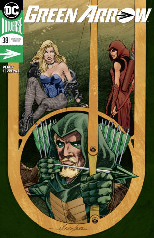 Green Arrow #38 (Variant Cover)
