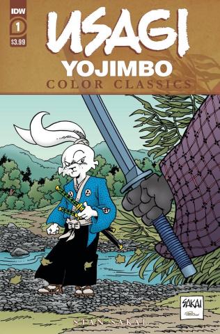 Usagi Yojimbo: Color Classics #1