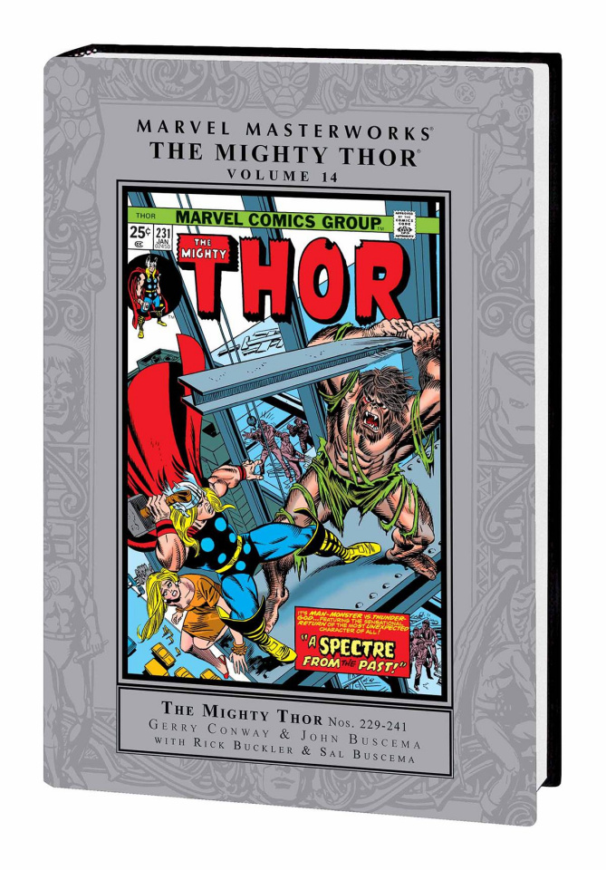 The Mighty Thor Vol. 14 (Marvel Masterworks)
