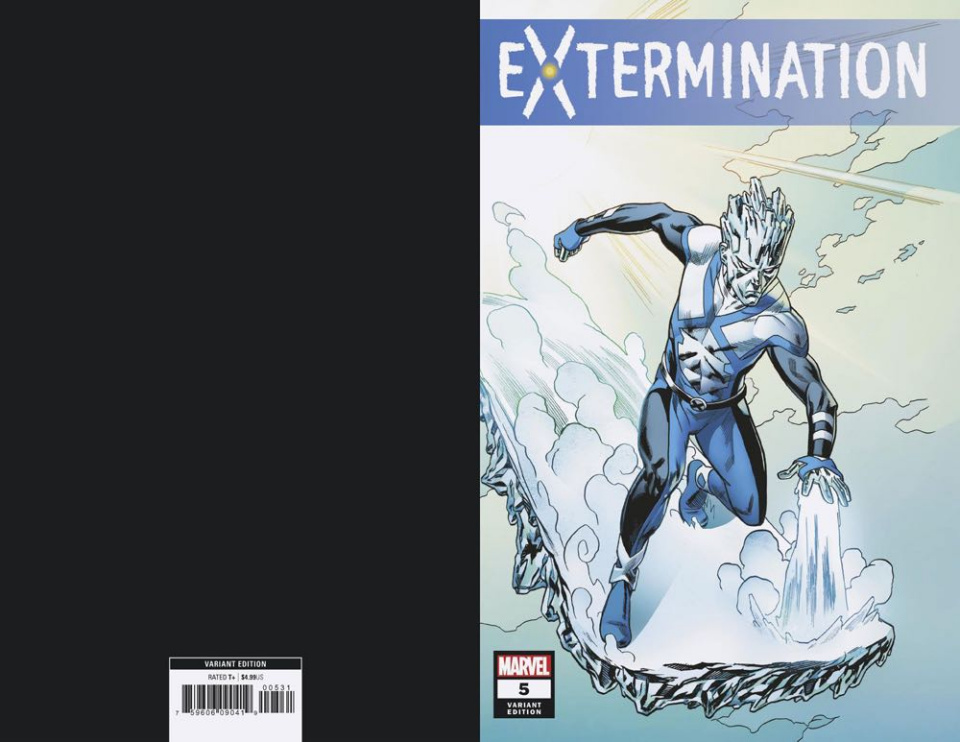 Extermination #5 (Hawthorne Connecting Cover)