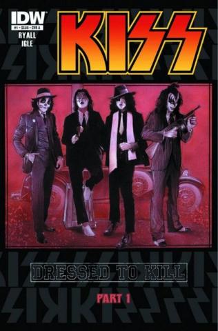 KISS #1 (2nd Printing)