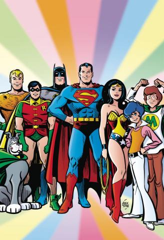 Super Friends: Saturday Morning Cartoon Vol. 1