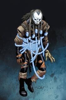 Ninjak #12(10 Copy Chararacter Design Cober)
