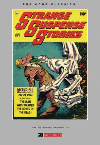 Strange Suspense Stories Vol. 1