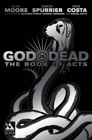 God Is Dead: The Book of Acts - Alpha (Glycon Leather Cover)