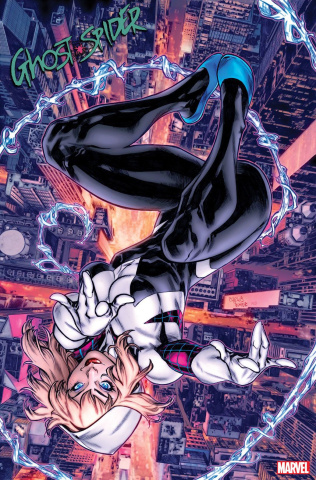 Ghost Spider #1 (Gomez Cover)