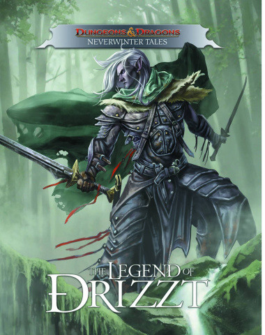 Dungeons & Dragons: Neverwinter Tales Vol. 1 The Legend of Drizzt