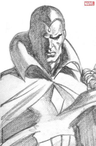 Avengers #43 (Alex Ross Timeless Sketch Cover)