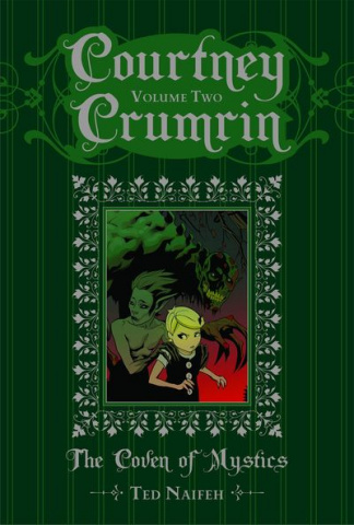 Courtney Crumrin Vol. 2: The Coven of Mystics
