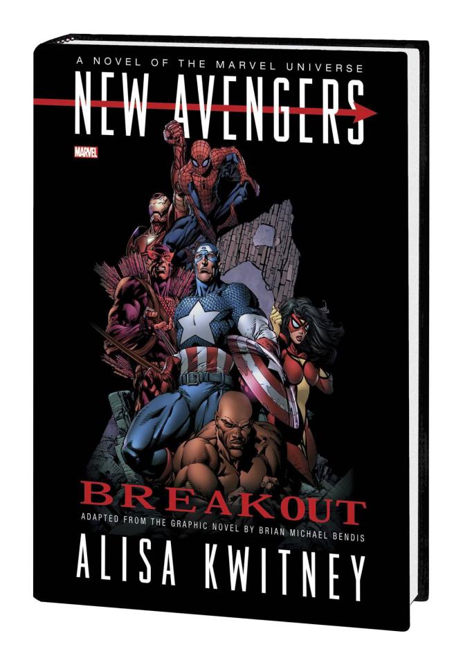 New Avengers: Breakout