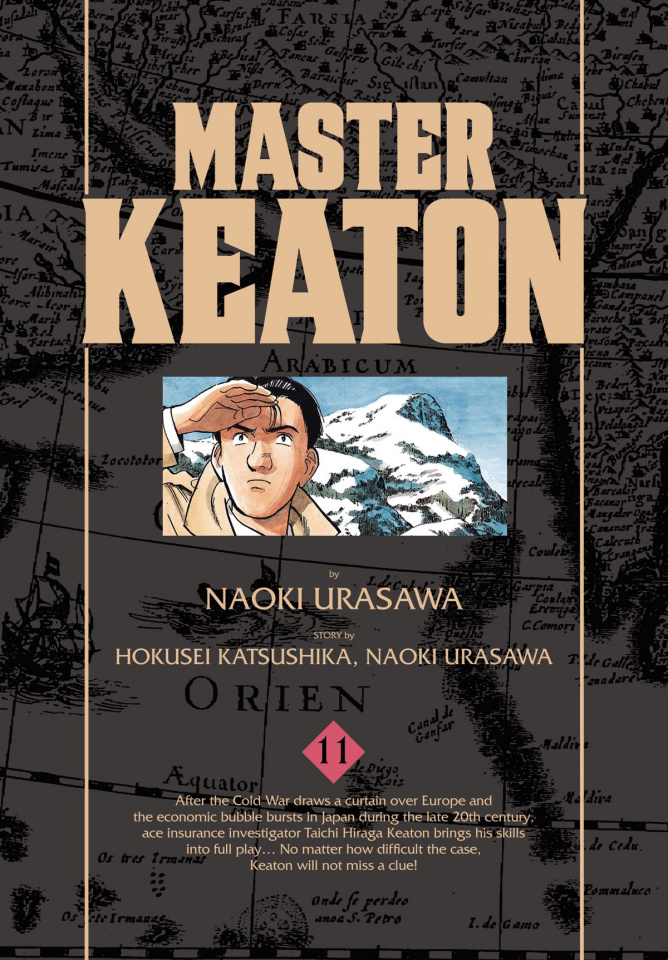 Master Keaton Vol. 11