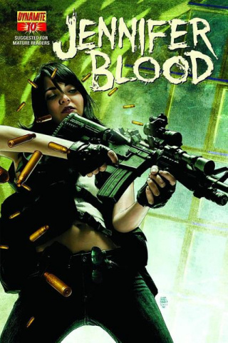 Jennifer Blood #10
