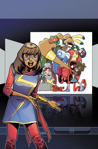 All-New All-Different Avengers Annual #1 (Asrar / Fosgitt Cover)