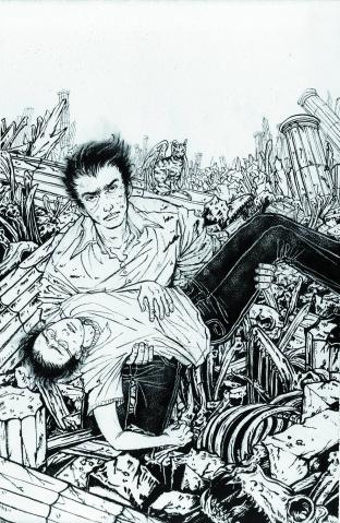 The Unwritten: Apocalypse #11