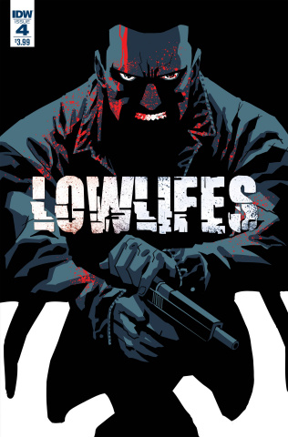 Lowlifes #4 (Buccellato Cover)