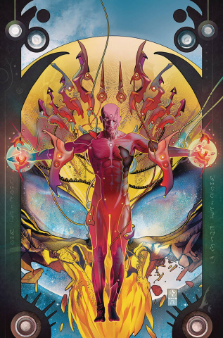 Conspiracy: Planet X (Colapietro Cover)