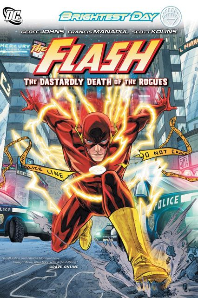 The Flash Vol. 1: The Dastardly Death of the Rogues