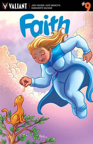 Faith #9 (20 Copy Franco Cover)