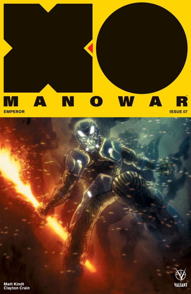 X-O Manowar #7