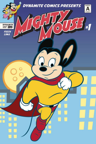 Mighty Mouse #1 (Classic Cover)