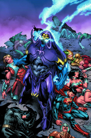 DC Universe vs. Masters of the Universe #2