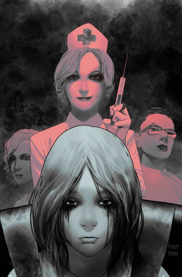 Morning Glories #28 (Irving Cover)
