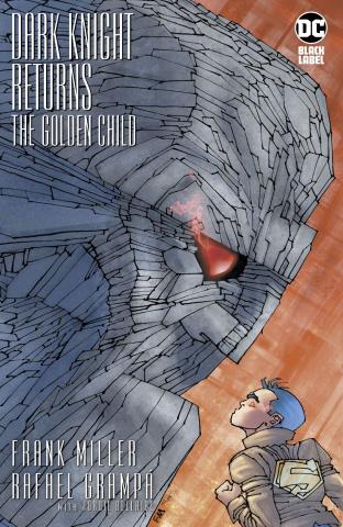 The Dark Knight Returns: The Golden Child #1 (1:100 Cover)