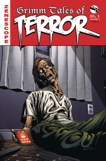 Grimm Tales of Terror #2 (Eric J Cover)