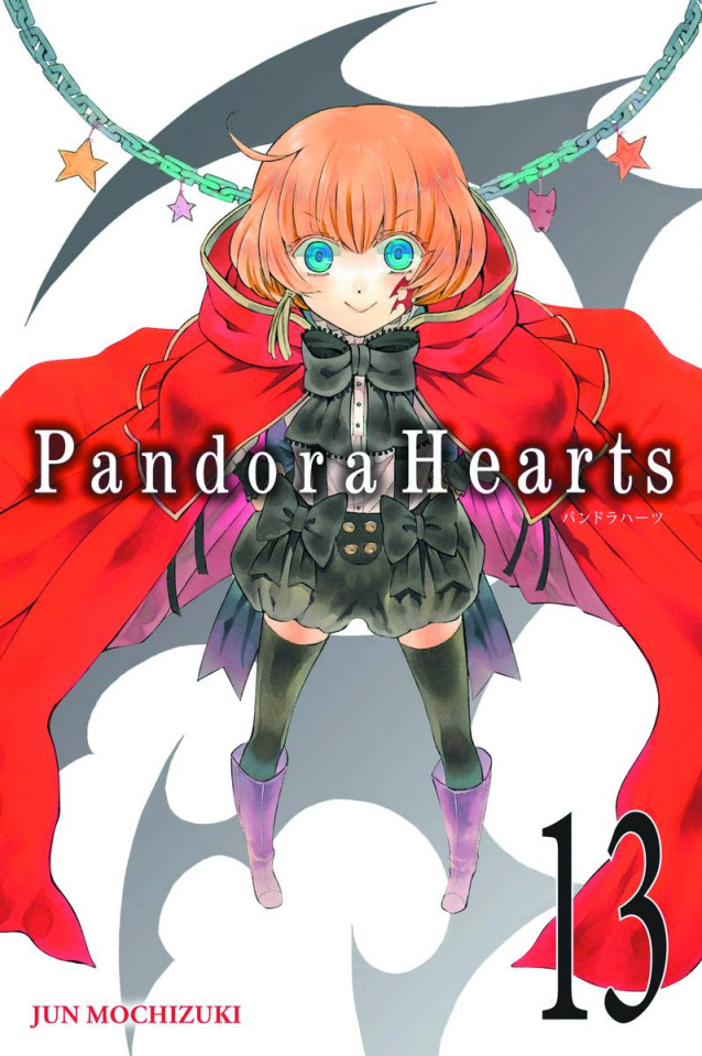 Pandora Hearts Vol. 13