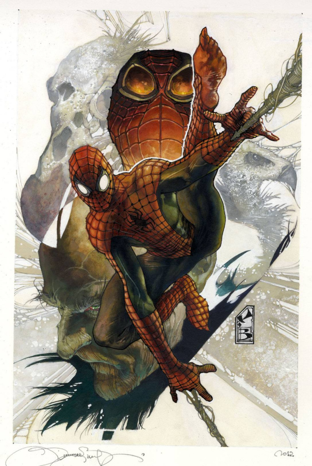 The Superior Spider-Man #3 (Bianchi Cover)